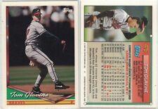 1994 Topps Tom Glavine #475, Atlanta Braves Baseball Card