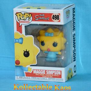 The Simpsons - Maggie Simpson Pop! Vinyl Figure #498