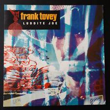 7'' / 45rpm - Frank TOVEY - Luddite Joe - MUTE4644 - Belgium