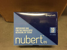 Endoscopic Tissue Retrieval Bag from Synergy Health Nubert DS 24005