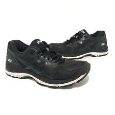 Asics Womens Gel Nimbus 20 Running Walking Shoes Size 8 Black