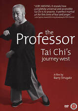 The Professor: Tai Chis Journey West (DVD, 2016)