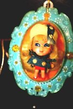 MATTEL LITTLE VTG LIDDLE KIDDLE LORELEI   LOCKET