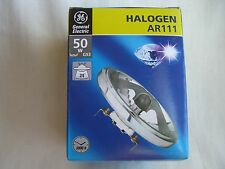 GE HALOGEN AR111 50W 12V G53 24º
