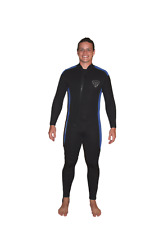 5mm Front Cross Zip Wetsuit - 2X - TommyDSports Comfort Stretch Series - 5120