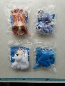 KFC Pokemon Plush Complete Set of 4