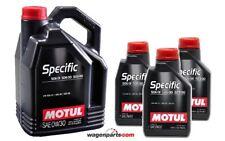 Aceite Motor Motul Specific VW 506.01 506.00 503.00 0W30, 8 L (Audi Porsche)