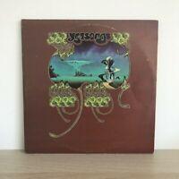 """Yes - Yessongs 3x12"""" Vinyl LP Album 1973 Prog Rock Atlantic Records Eclipse"""