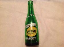 Virginia Dare Korker Lemon Soda Blended Bottle, 7 oz.