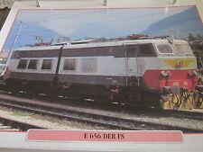 Die Eisenbahn 4 E 632, 633 der FS
