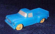 Tomte Laerdal 1:30 STUDEBAKER CHAMP 1962 PICK-UP Vinyl PVC DARK BLUE Car NM RARE