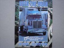 WESTERN STAR Constellation Road trucks brochure, 1996.