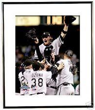 White Sox Celebrate World Series Win Framed Photo