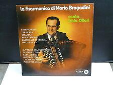 La fisarmonica di MARIO BRAGADINI canta EDDA OLLARI ASTRA 18 ITALIE