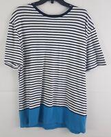 Tommy Hilfiger Men's Bryant Stripe Cotton T-Shirt  Multi Striped