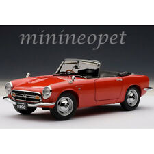 AUTOart 73276 1966 HONDA S800 ROADSTER 1/18 MODEL CAR RED
