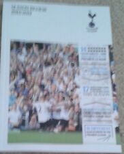 Tottenham Hotspur 2013/2014 64 page review of all matches