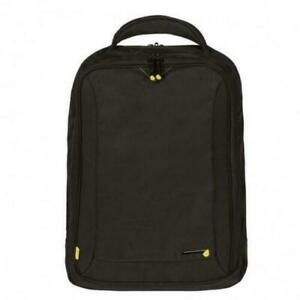 """techair 15.6"""" Laptop Backpack Black For 14"""" to 15.6"""" laptops Ample storage space"""