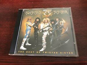 Big Hits and Nasty Cuts - The Best of Twisted Sister - CD -ATLANTIC- CANADA