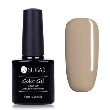 7.5ml Nail UV Gel Polish Soak Off LED & Lamp Gel Pure Color Varnish UR SUGAR DIY
