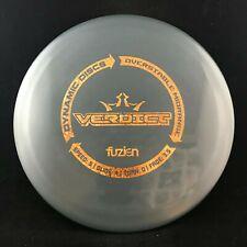 Dynamic Discs Bio Fuzion Verdict Midrange Disc Golf Disc 174g