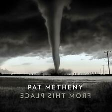 From This Place by Pat Metheny Audio CD Discs: 1 February 21, 2020 NEW