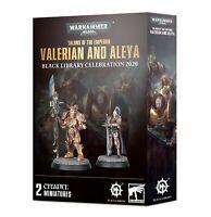 WARHAMMER 40K -  TALONS OF THE EMPEROR: VALERIAN & ALEYA *PRERELEASE* SHIPS 2/29
