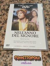 NELL'ANNO DEL SIGNORE DVD Edit. regia L.MAGNI con A.SORDI Fuori Catalogo NUOVO