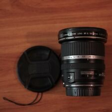 Canon EF-S 10-22mm f/3.5-4.5 USM Ultra Wide Zoom Lens