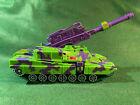 Vintage 1992 Hasbro Megatron Decepticon Leader Tank Robot Transformers
