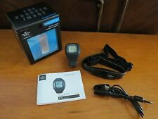 The Sharper Image Global GPS XT Training Watch / GPS Waypoint Navigation