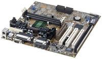 ASUS P2B-VM SOCKET SLOT 1 SDRAM AGP PCI ISA