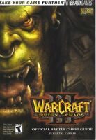 WarCraft Reign of Chaos Blizzard PC Battle Chest Guide T Teen