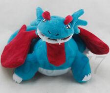"Pokemon Center Salamence 12"" Stuffed Animal Nintendo Plush Soft Toy Doll Gift"