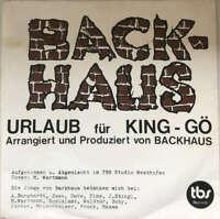 "Backhaus - Urlaub (7"", Single) Vinyl Schallplatte 38009"