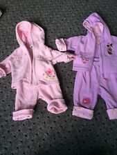 Two Baby Girl 3 Months Outfits: Carters And Disney