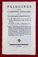 Toulouse en 1791 Église Saint Etienne de Toulouse Abbé Bernardet Révolution