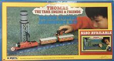 NIB Vintage ERTL 1005 Thomas The Tank Engine & Friends Water Tower Accessory Set