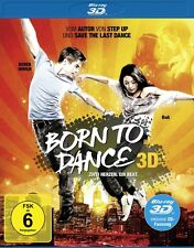 Born to Dance 3d/2d Bd Blu-ray NEUF