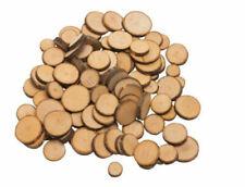 ca. 200 Astscheiben aus Holz von goki zum Basteln und Dekorieren