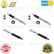"""Bilstein B8 5100 Front & Rear Shock Absorbers for 96-04 Toyota Tacoma 0-2"""" lift"""