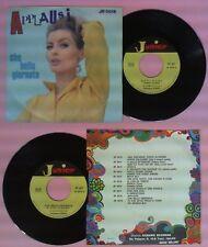 LP 45 7'' GIAMPAOLO Applausi Che bella giornata ORCHESTRA JUNIOR no cd mc dvd