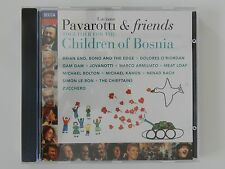 CD Luciano Pavarotti & friends together for the children of Bosnia