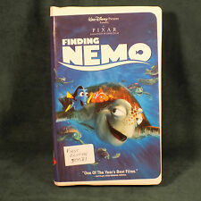 Finding Nemo (VHS, 2003) FIRST EDITION # 30081