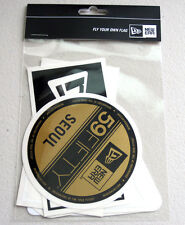 NEW ERA KOREA SEOUL  ACC DECAL STICKER MULTI