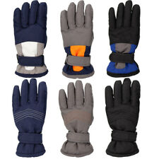 Polar Extreme Boys Ski Gloves Adjustable Insulated Thermal Youth Warm Fleece
