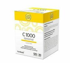LIPOCAPS C 1000mg Liposomal in Capsules - Vitamin C  (120 caps.) FORMEDS Poland