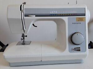 Toyota sewing machine Model 4070. Spares Or Repair