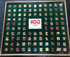 Coca Cola Centennial Celebration Pin Series 1886-1986