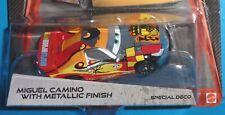 Disney Pixar Cars 2 Miguel Camino Silver Racer Series Special Deco Kmart Exclus